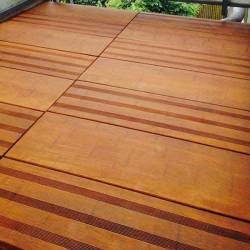 """Terrace - solid sheets  \""""Combam\"""""""