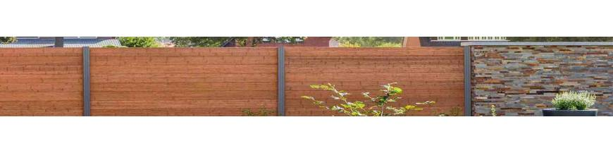 Bamboo Fences and privacy walls